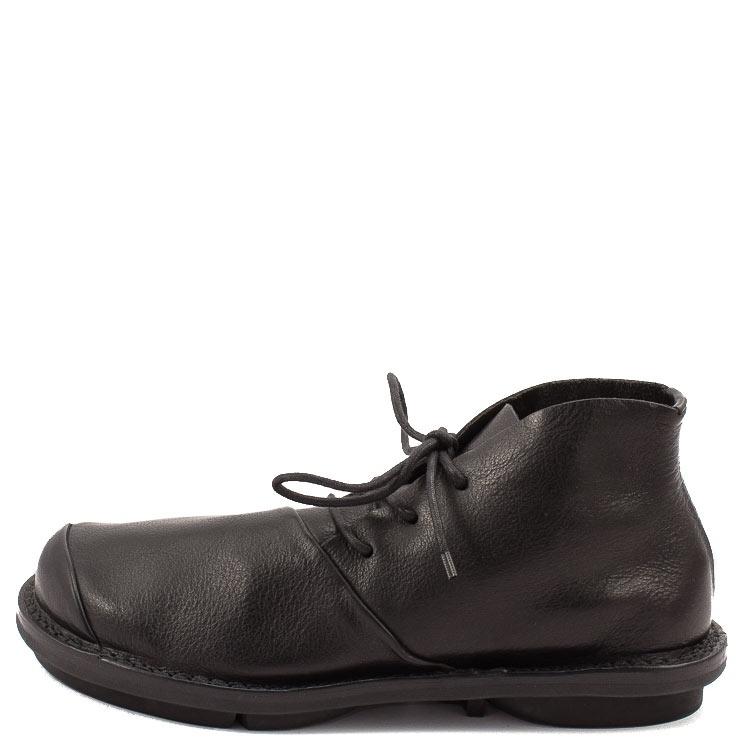 Trippen, Cosmos m Closed Men's Lace-up Shoes, black Gre 42