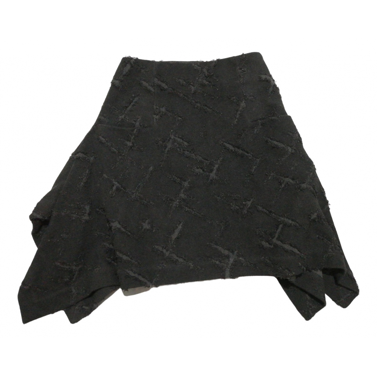 Vivienne Westwood Anglomania \N Grey Cotton skirt for Women 40 IT