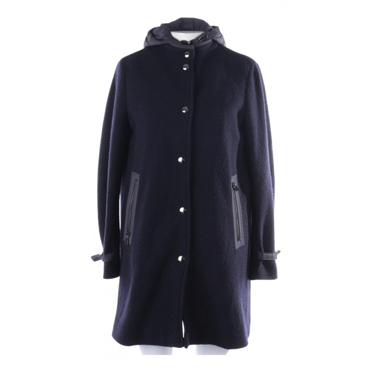 Bogner \N Blue Wool jacket for Women 40 FR