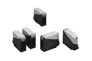 Idec SA1U Photoelectric Sensor Through Beam 50 m Detection Range Relay