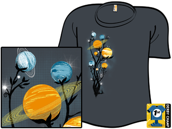 Gardening At Night T Shirt
