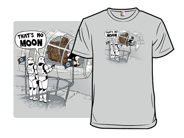 No Moon T Shirt