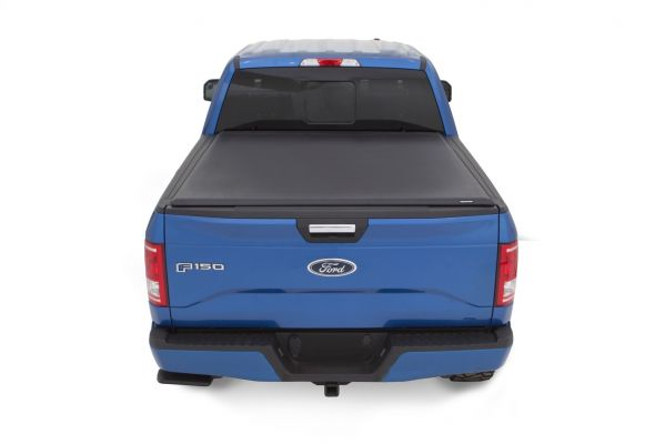 Stampede SPR-0121 6.5ft Bed Roll Up Tonneau Black Toyota Tundra 2007-2014