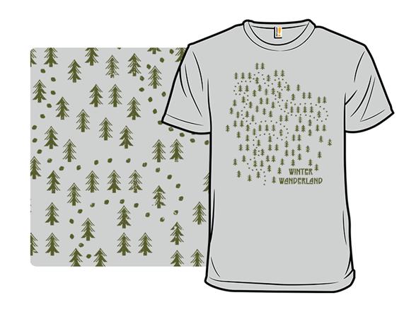 Winter Wanderland T Shirt