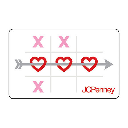 Arrow Hearts Gift Card, One Size , No Color Family