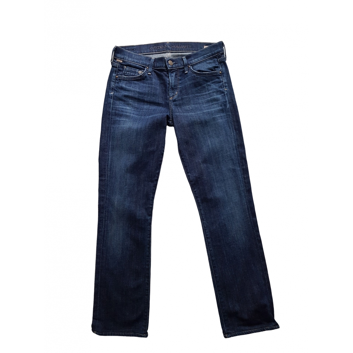 Citizens Of Humanity \N Blue Denim - Jeans Jeans for Women 27 US
