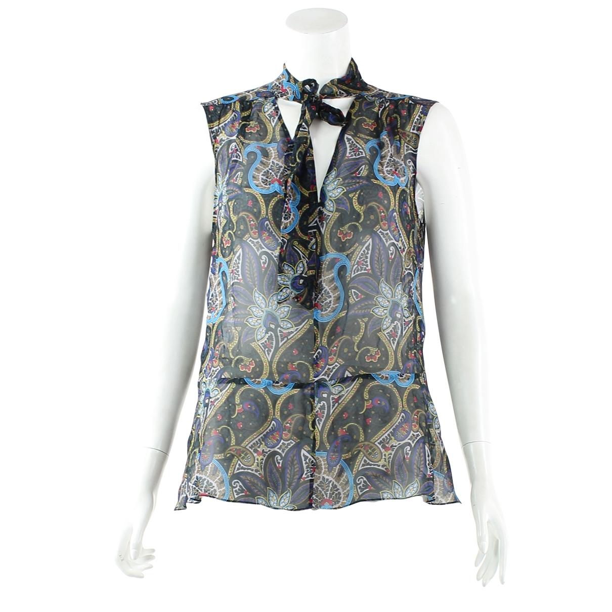Paul Smith \N Orange Silk  top for Women 40 FR