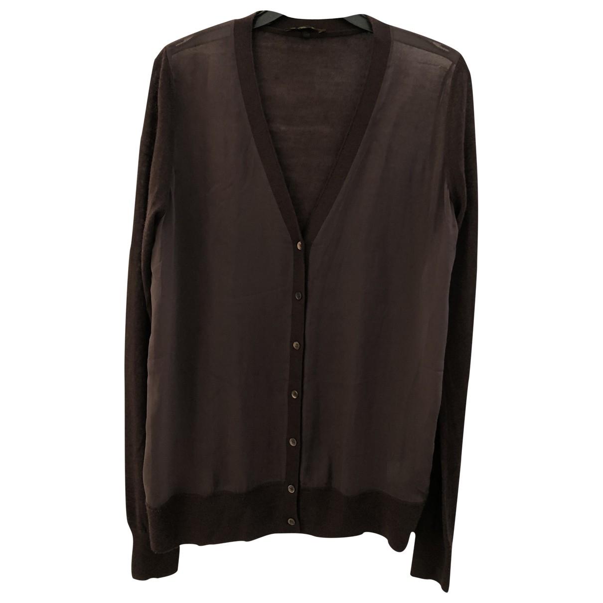 Loro Piana \N Brown Cashmere Knitwear for Women 40 IT