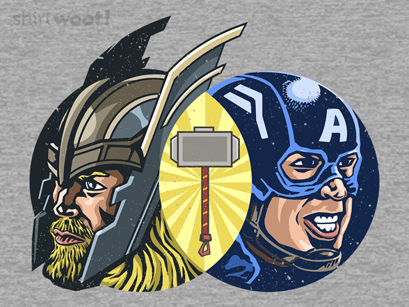 Worthy Duo T Shirt