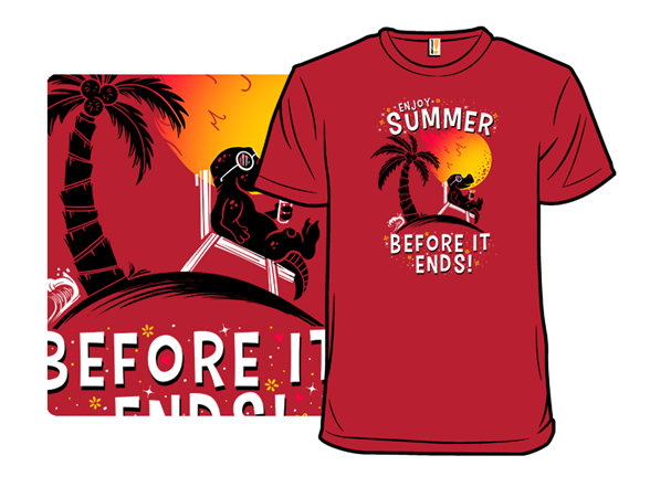 Summer's End T Shirt