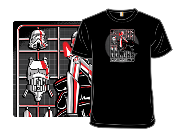 Building The Empire T Shirt