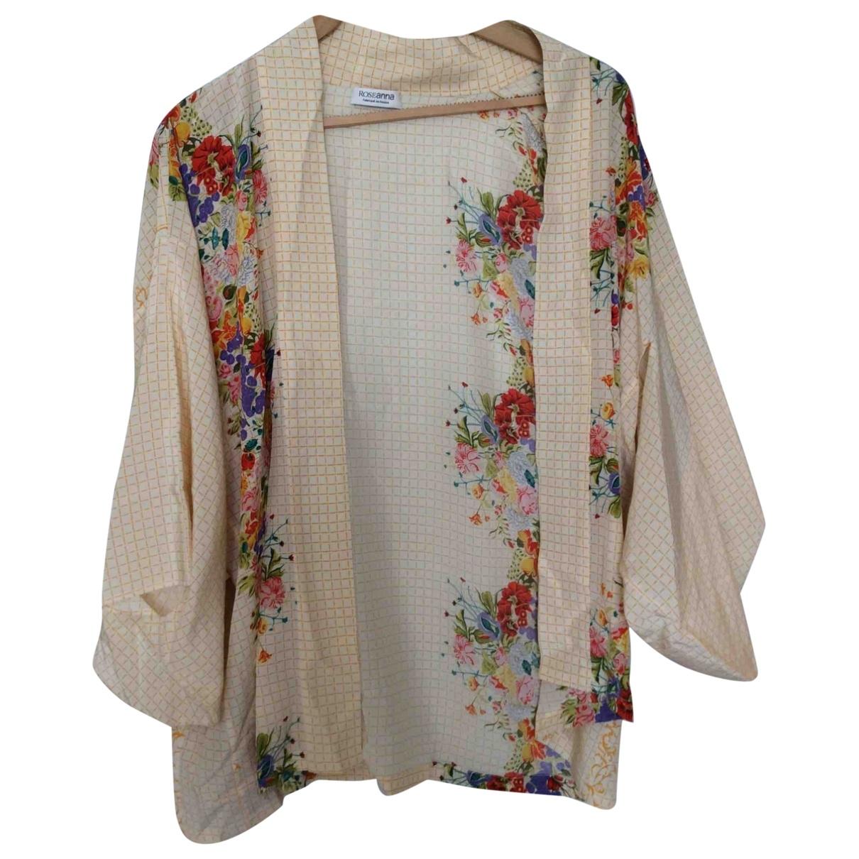 Roseanna \N Multicolour Silk jacket for Women One Size 0-5