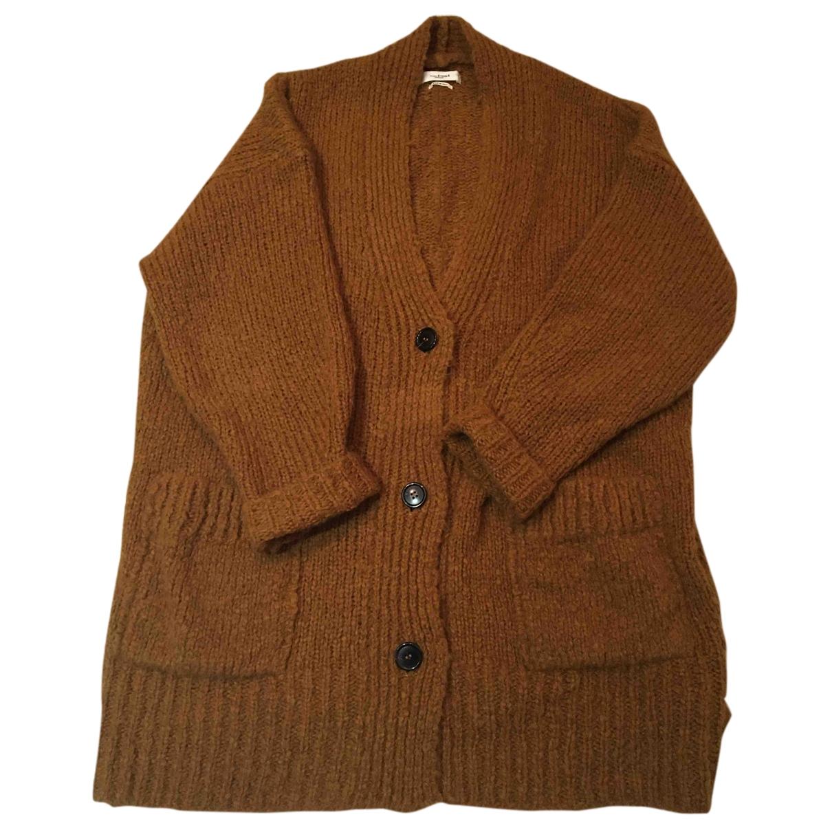 Isabel Marant Etoile \N Camel Wool Knitwear for Women 42 IT