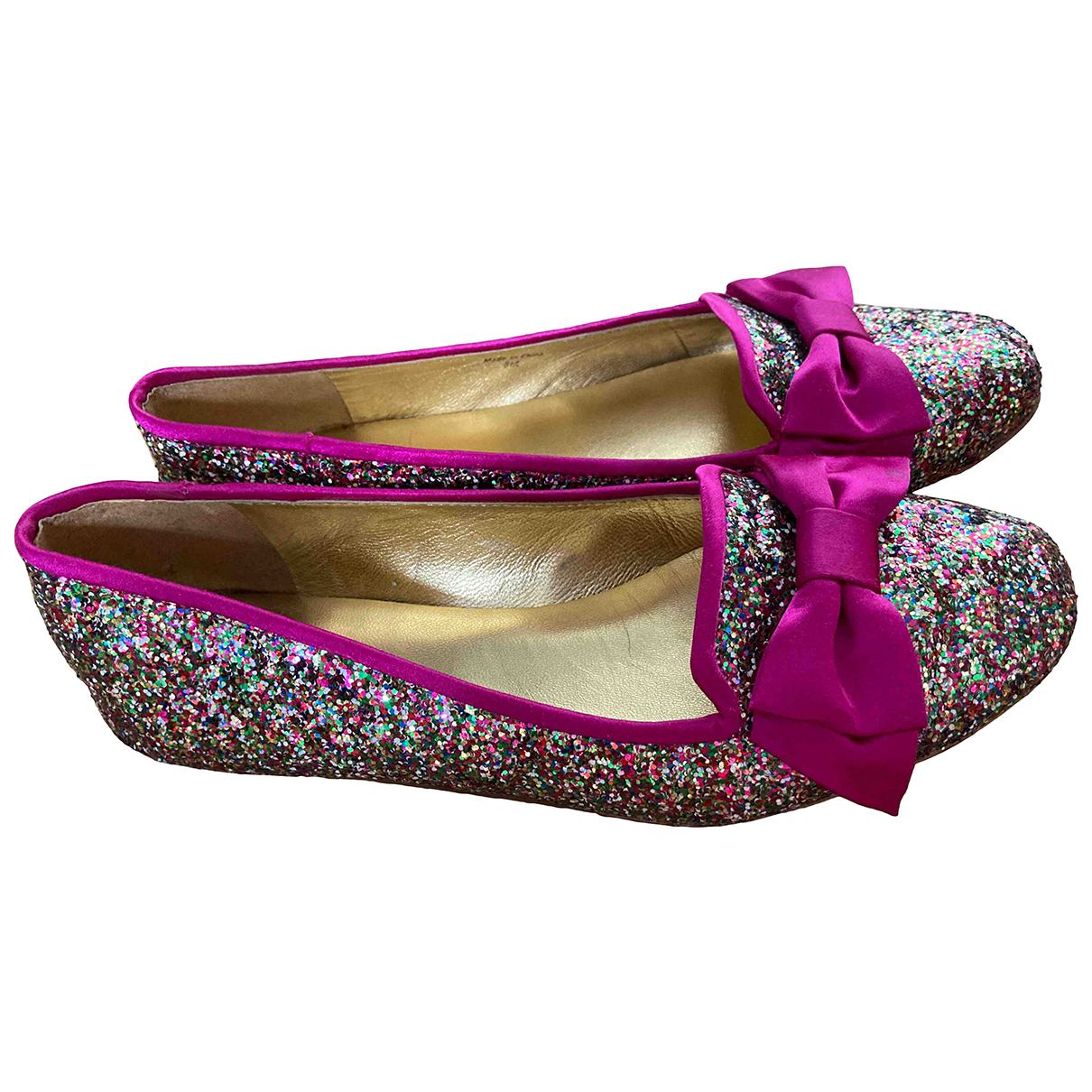 Kate Spade \N Multicolour Leather Ballet flats for Women 6 US