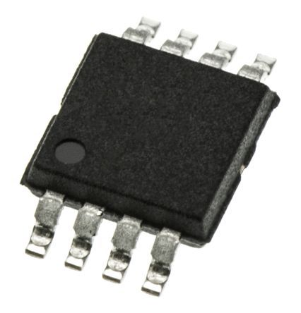 Maxim Integrated MAX44246AUA+ , Operational Amplifier, Op Amps, 5MHz 1 kHz, 8-Pin μMAX (50)