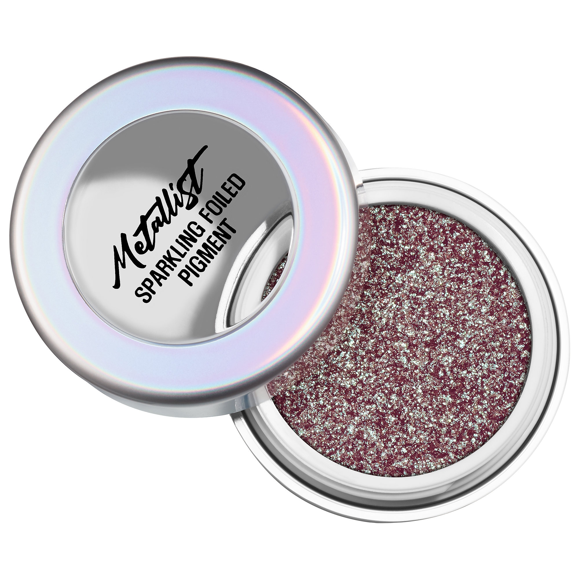 Metallist Sparkling Foiled Eye Shadow - Holo Mulberry