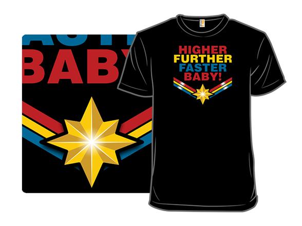 Marvelous Slogan T Shirt
