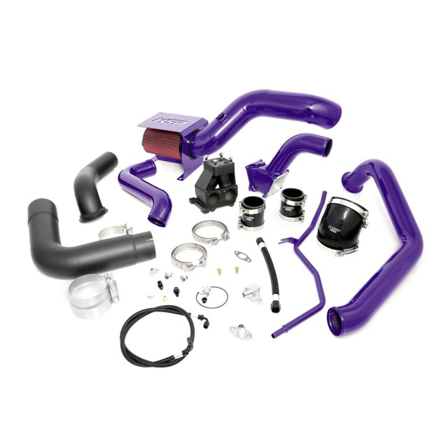 2006-2007 Chevrolet / GMC S400 Single Install Kit No Turbo Candy Purple HSP Diesel 315-HSP-CP