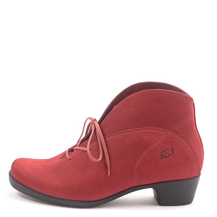 Loints of Holland, 33972 Opera Wijdte Women's Lace-up Shoes, dark red Größe 40