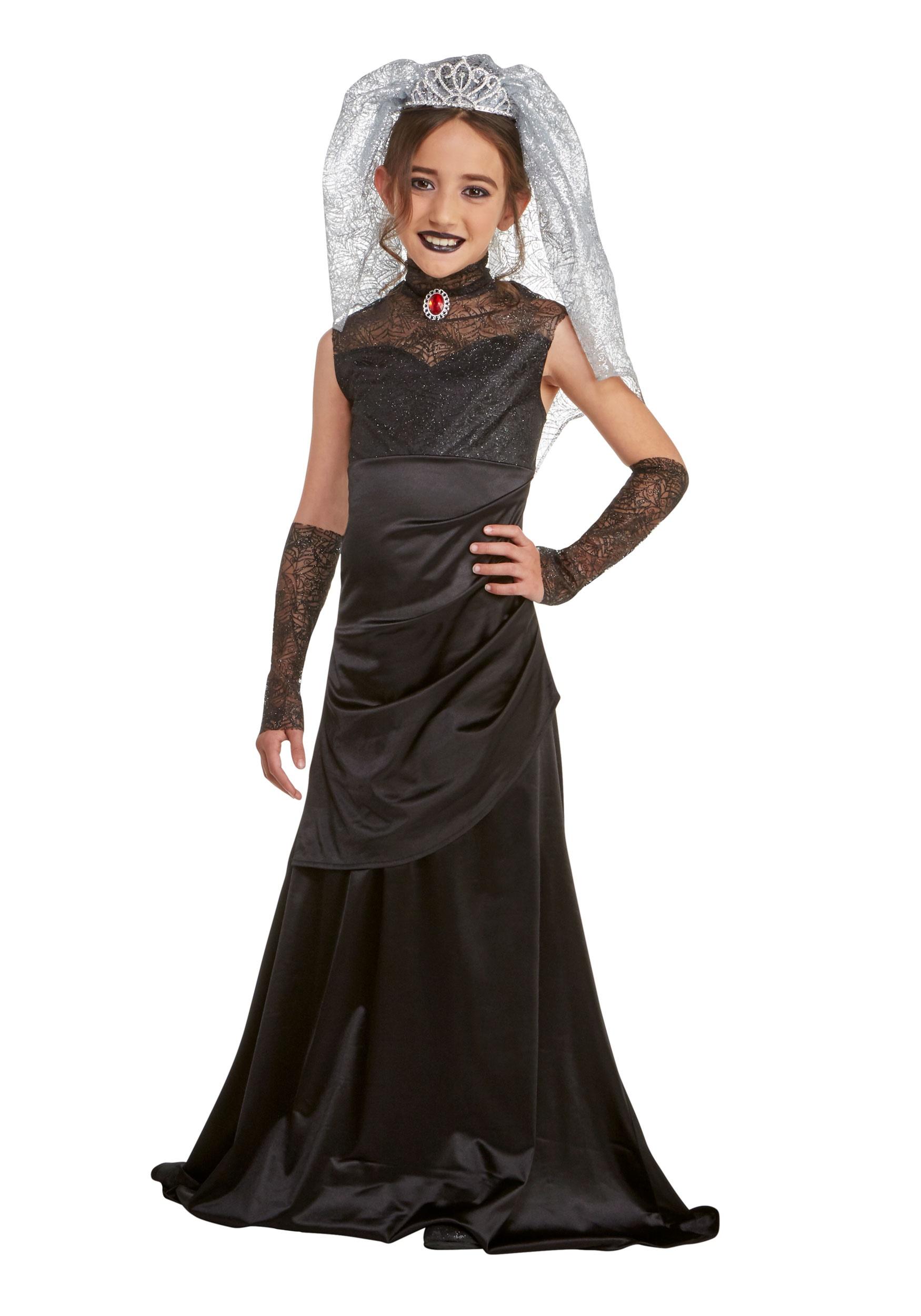 Girls Deluxe Mavis Costume