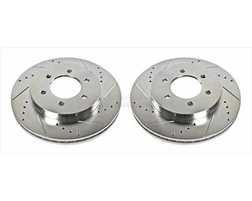 Power Stop AR8596XPR Brake Rotor Front AR8596XPR