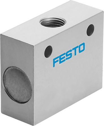 Festo OS-1/4-B 2-Input OR Logic Gate, 2-Pin
