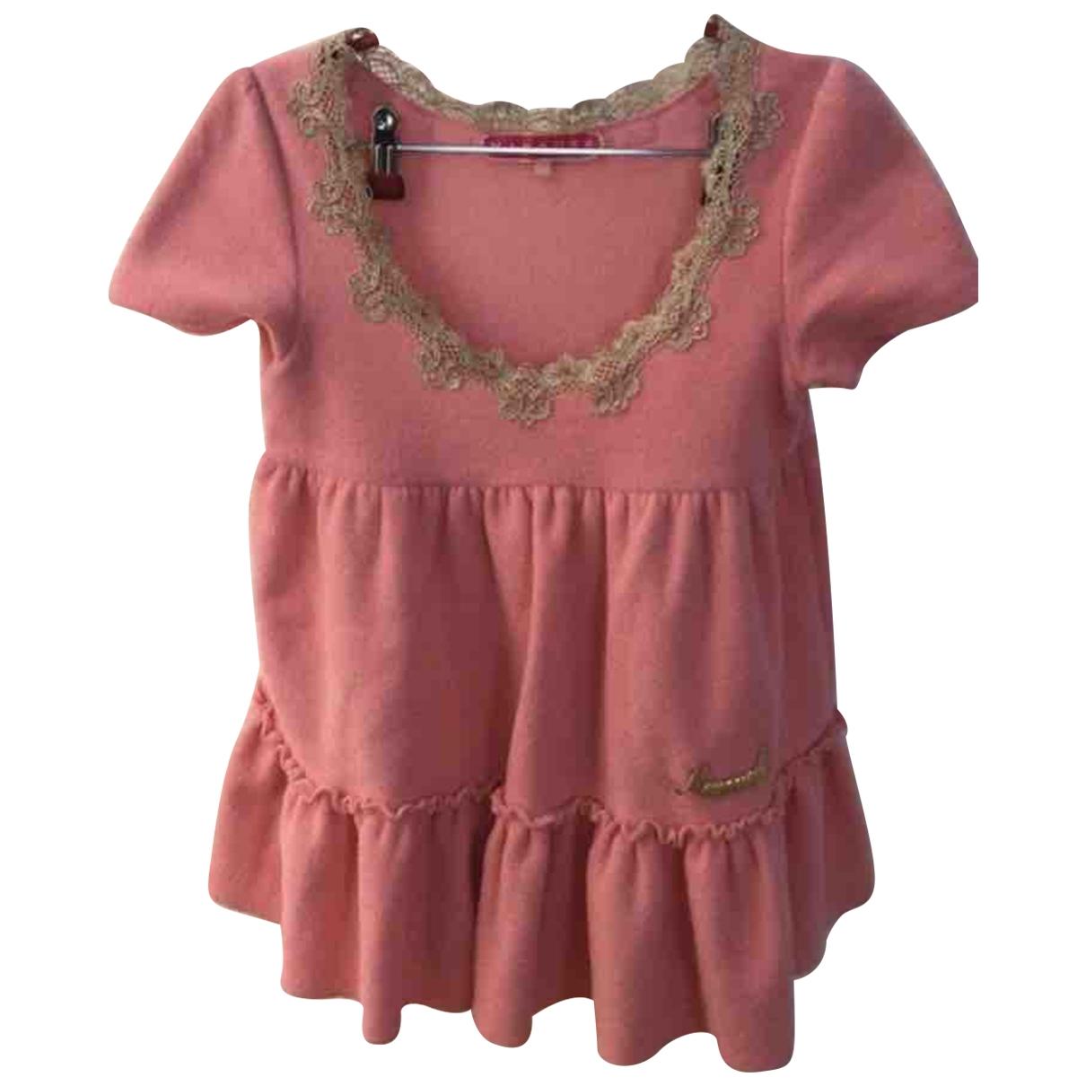 Manoush \N Pink  top for Women XS International