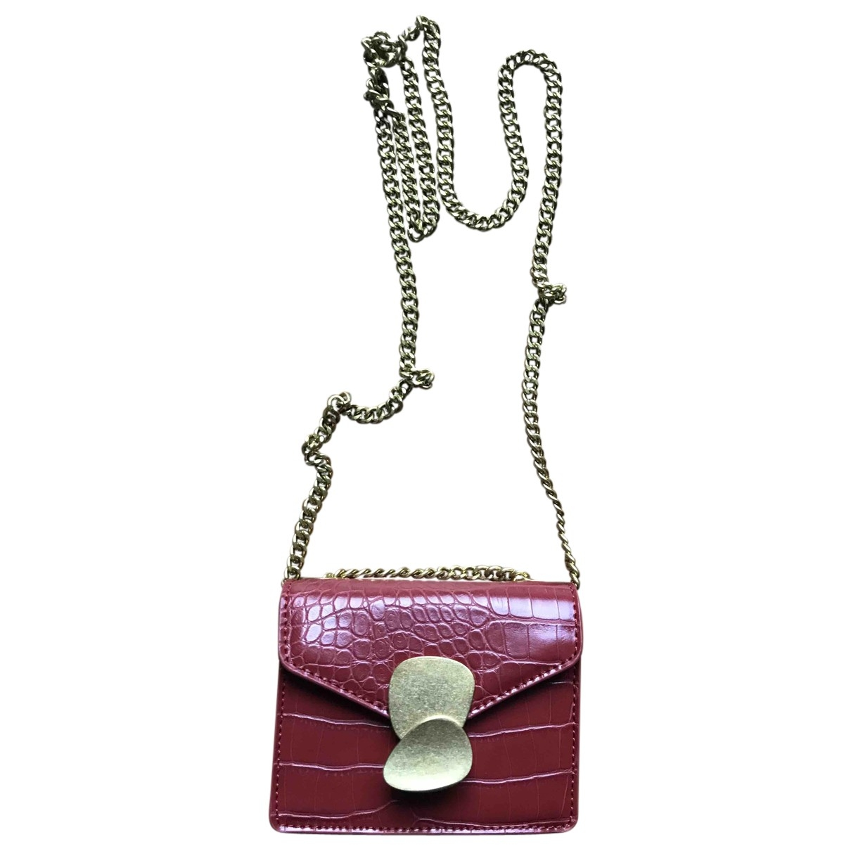 Non Signé / Unsigned \N handbag for Women \N