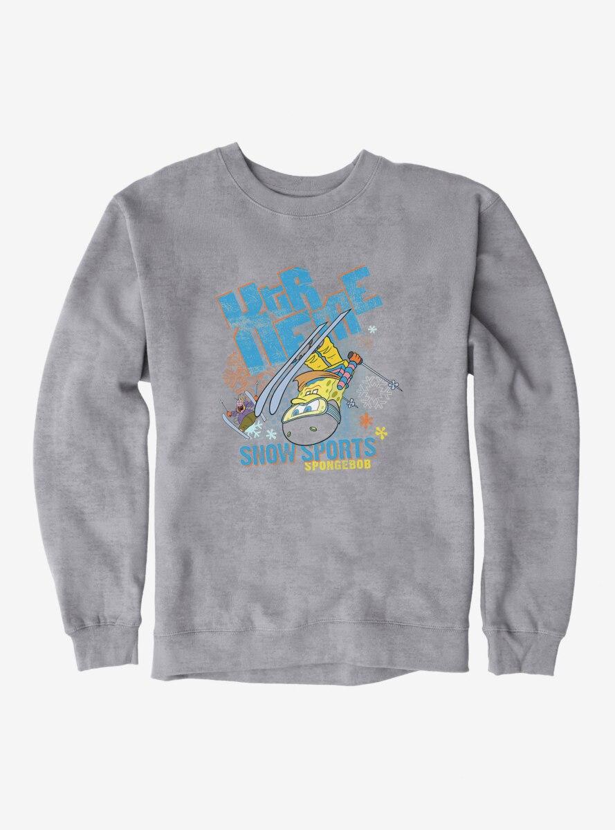 SpongeBob SquarePants Xtreme Snow Sports Sweatshirt