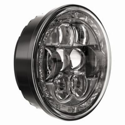 JW Speaker 8630 Evolution Series Headlight (Black) - 0549911
