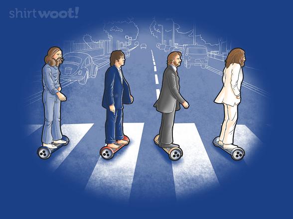 Beatles 2016 T Shirt