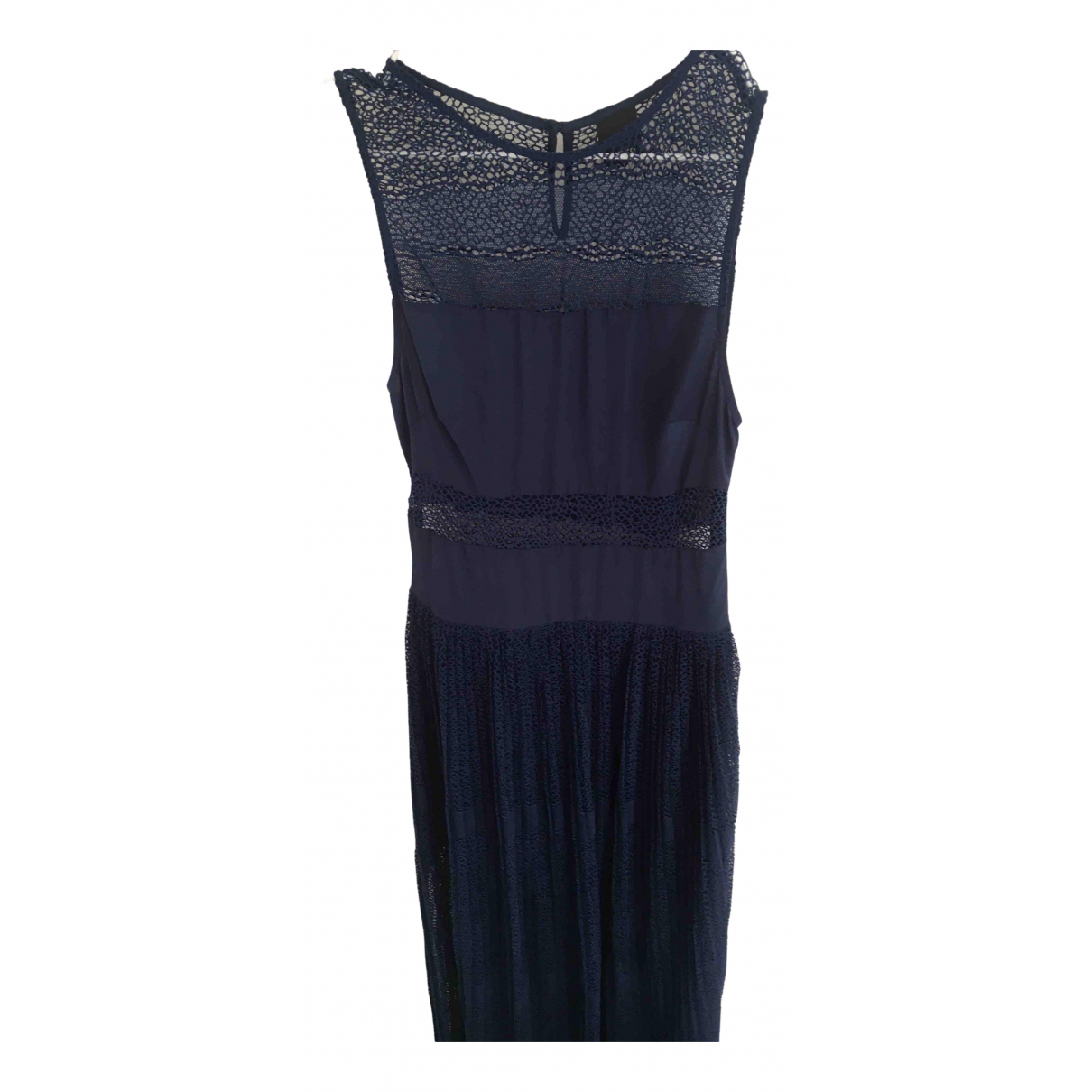 Pinko \N Blue dress for Women 36 FR
