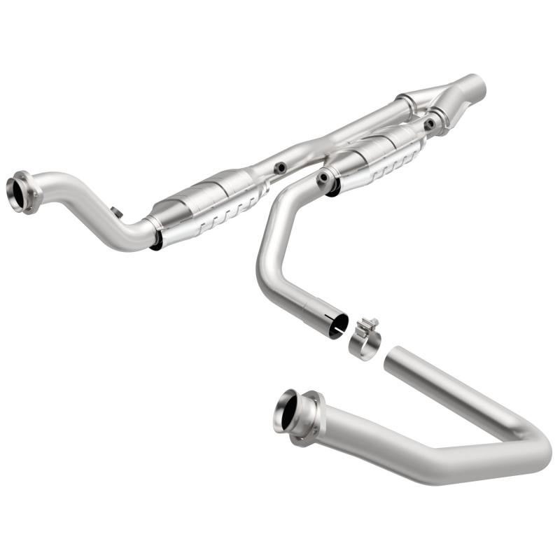 MagnaFlow 51358 Exhaust Products Direct-Fit Catalytic Converter