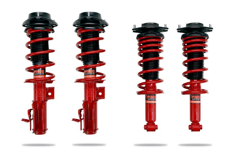 Pedders Suspension PED-803050 EZFIT KIT - F/R Front and Rear
