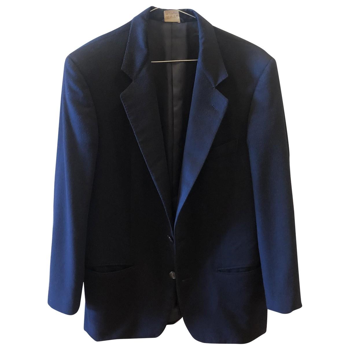 Gucci \N Blue Cashmere jacket  for Men 48 IT