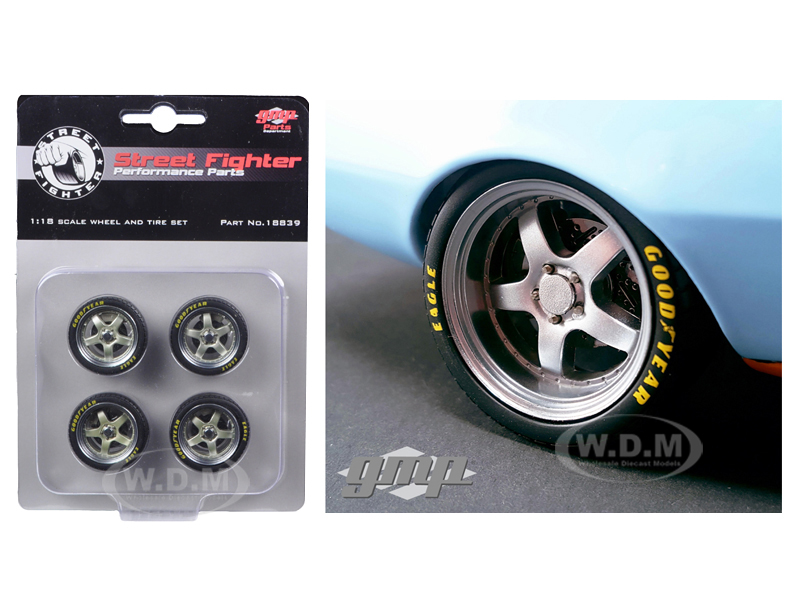 Wheels and Tires Set of 4