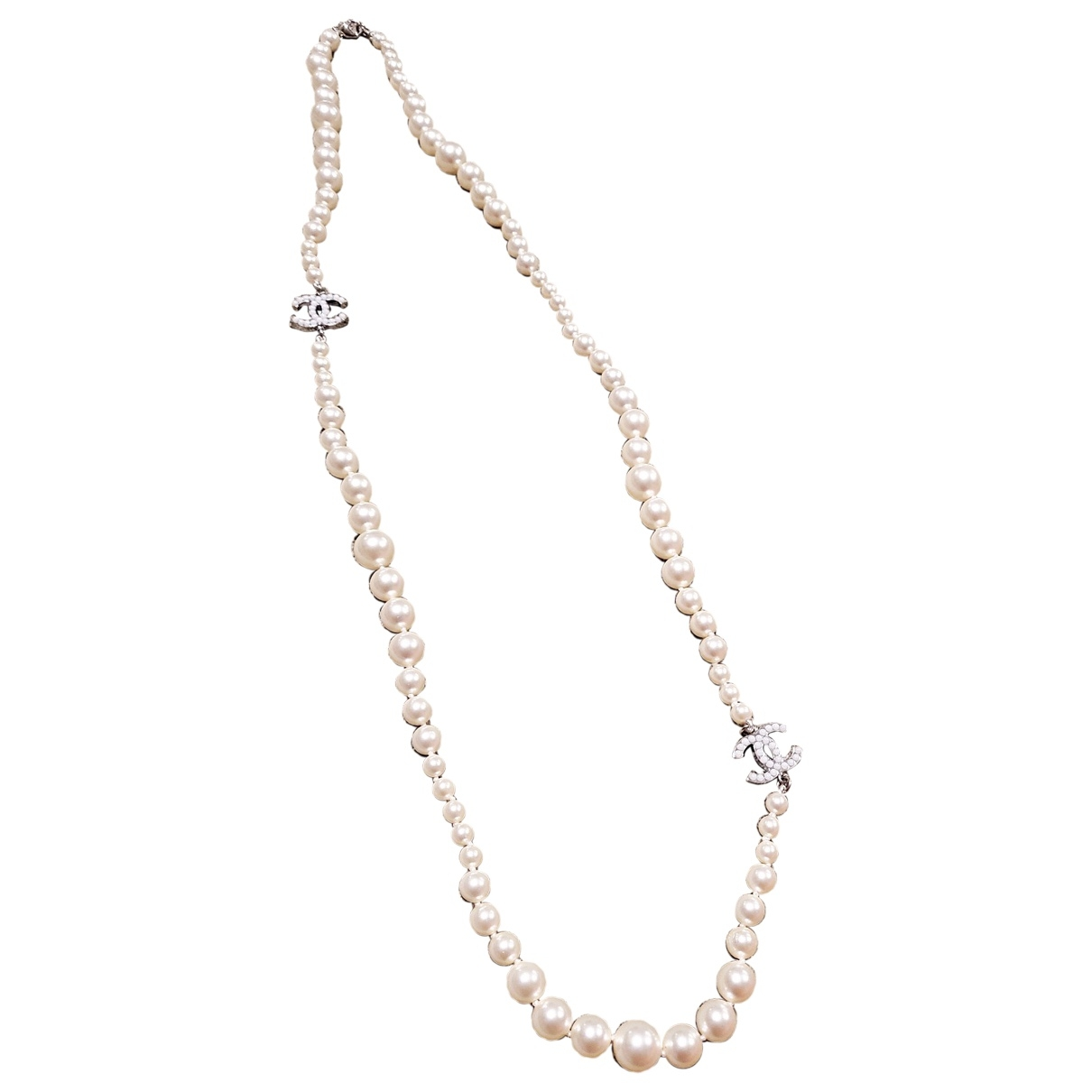 Chanel CC Pearls necklace for Women \N