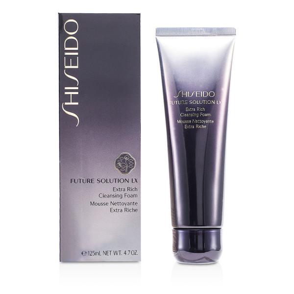 Shiseido - Future Solution LX Mousse Nettoyante Extra Riche : Mousse 4.2 Oz / 125 ml