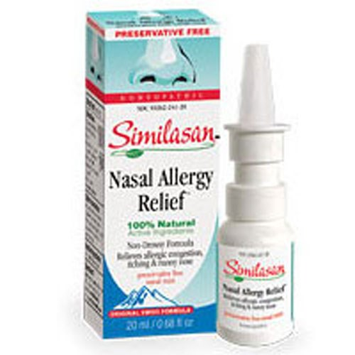 Nasal Allergy Relief 0.68 Fl Oz by Similasan