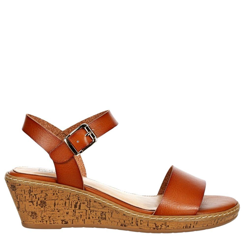 Lauren Blakwell Womens Rosa Wedge Sandal
