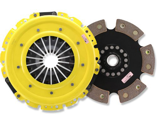 ACT Z62-HDR6 HDR6 Heavy Duty with 6 Puck Disc Clutch Kit Mazda MX-3 V6 92-95