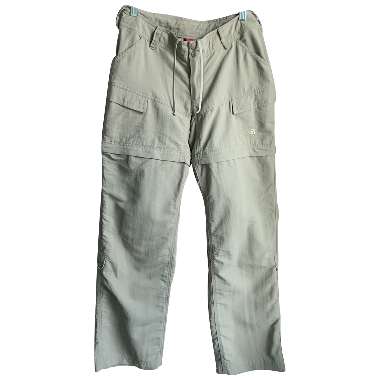 The North Face \N Beige Trousers for Women 6 UK