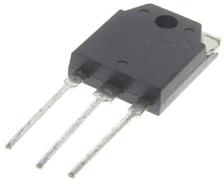 ON Semiconductor , FDA59N30 Digital Transistor, 3-Pin TO-3P (30)