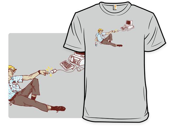Divine Connection T Shirt