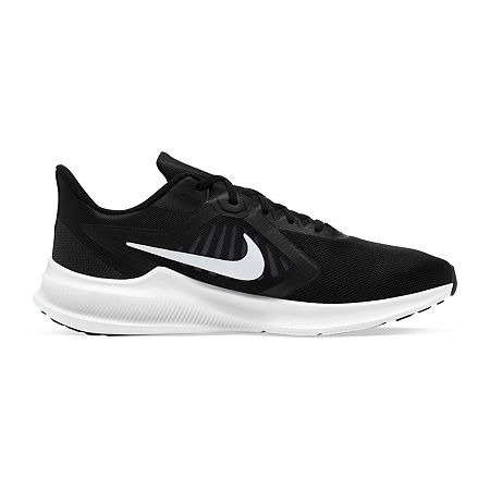 Nike Downshifter 10 Mens Running Shoes, 8 Extra Wide, Black