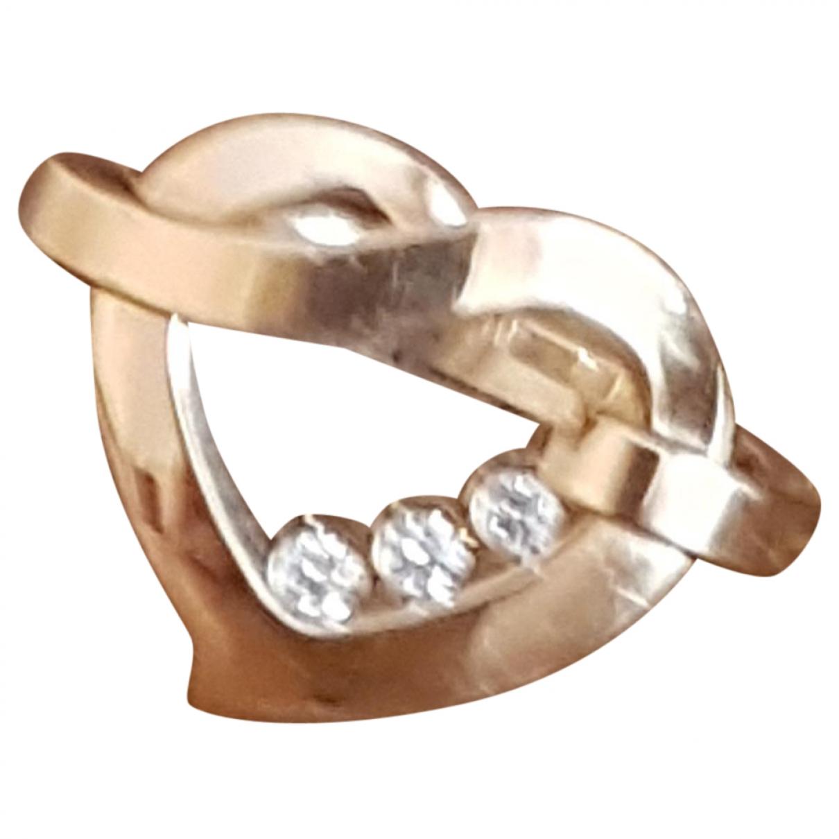 Chopard Happy Diamonds Pink Pink gold ring for Women 49 EU