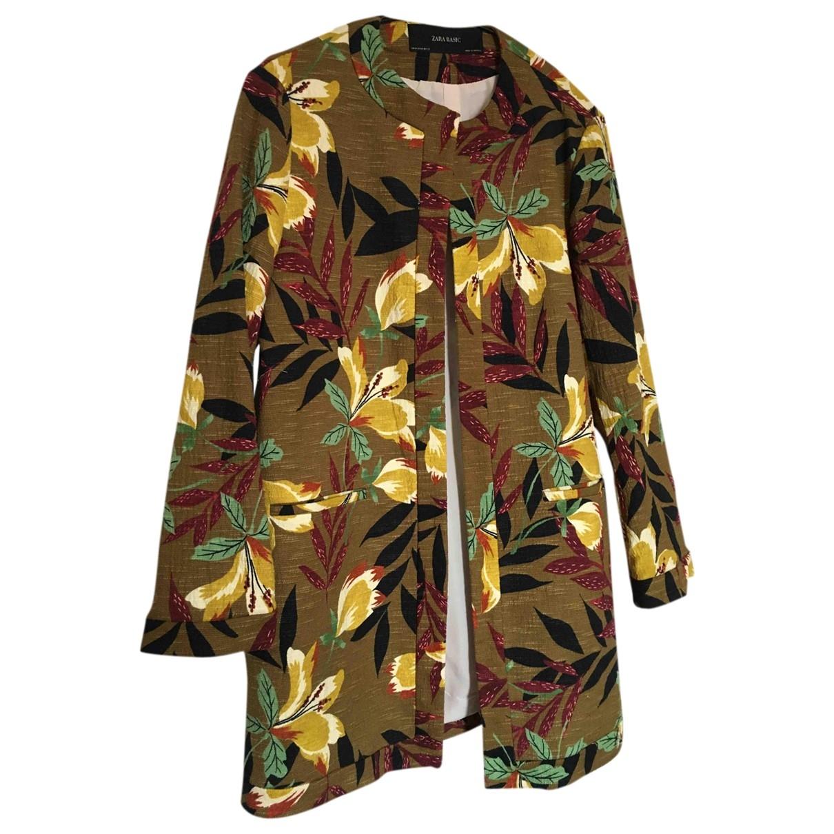 Zara \N Multicolour jacket for Women M International