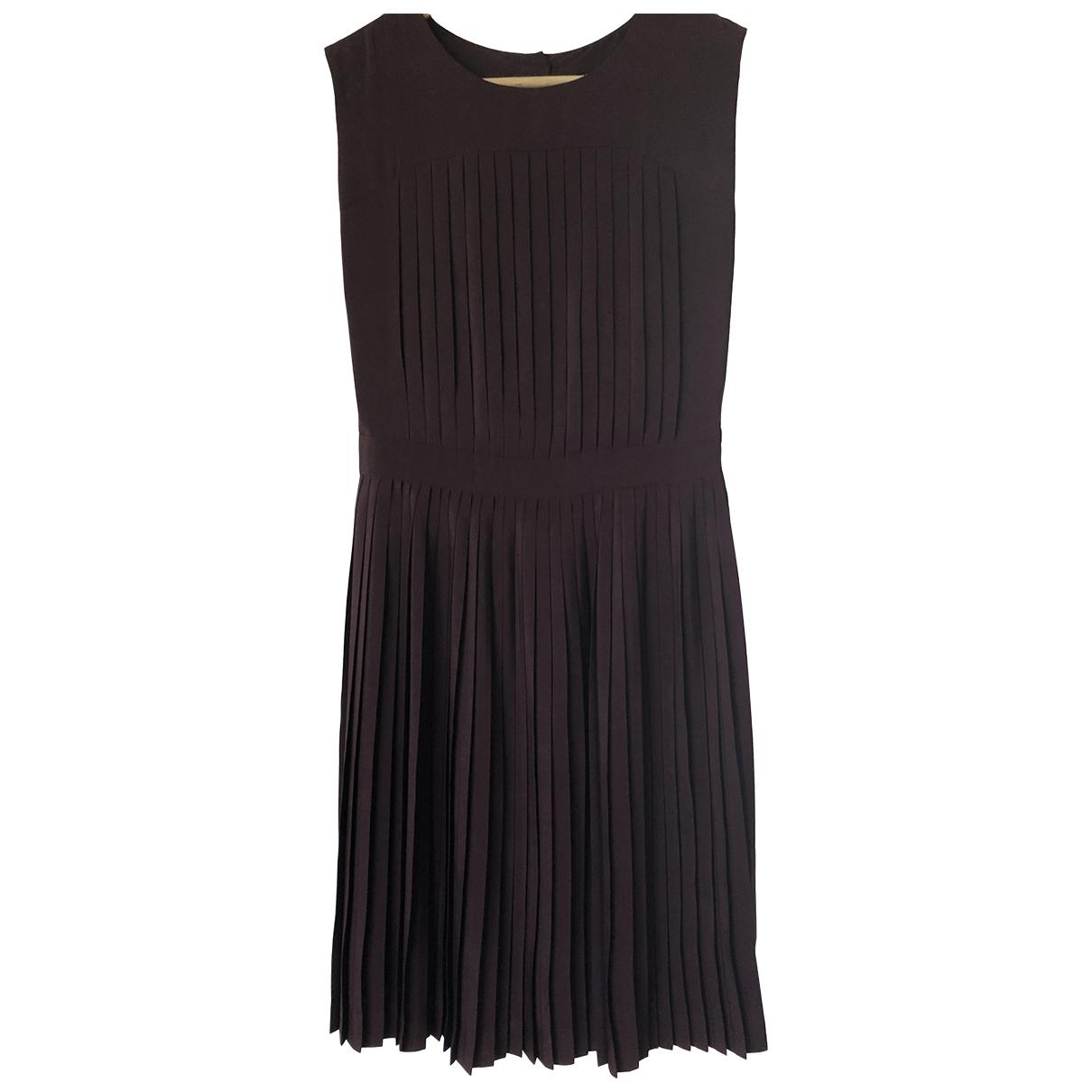 All Saints \N Burgundy dress for Women 10 UK