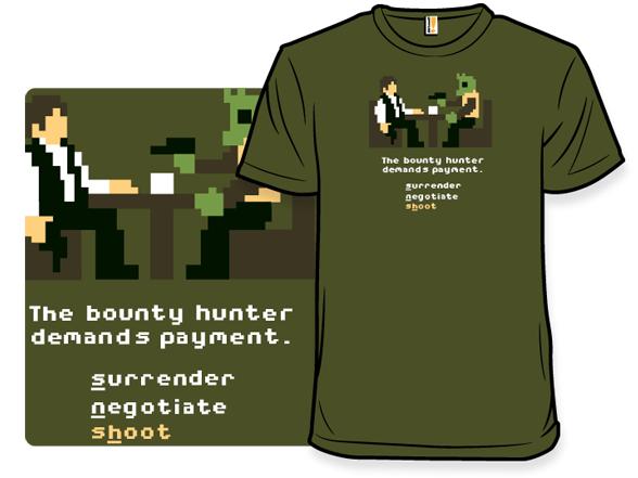 Shoot First T Shirt