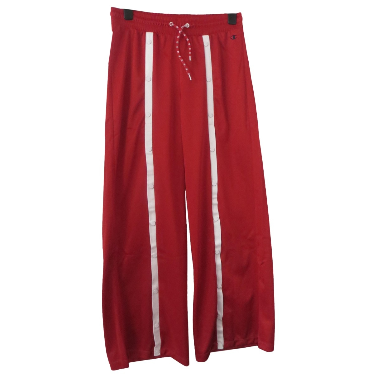 Champion \N Red Trousers for Women L International